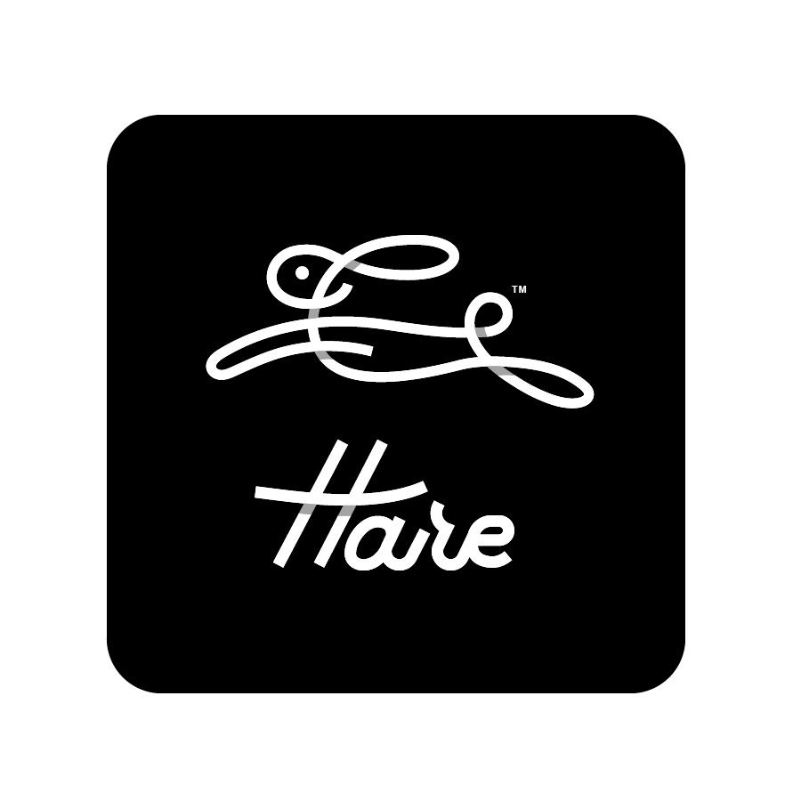 Hare logo design by logo designer Brandon Triola