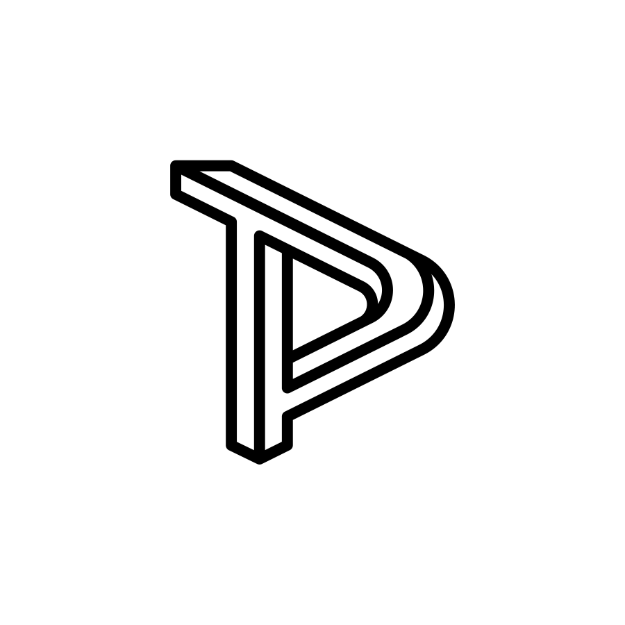 TP logo design by logo designer Raboin Design Company for your inspiration and for the worlds largest logo competition