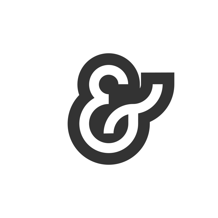 Ampersand logo design by logo designer Raboin Design Company for your inspiration and for the worlds largest logo competition