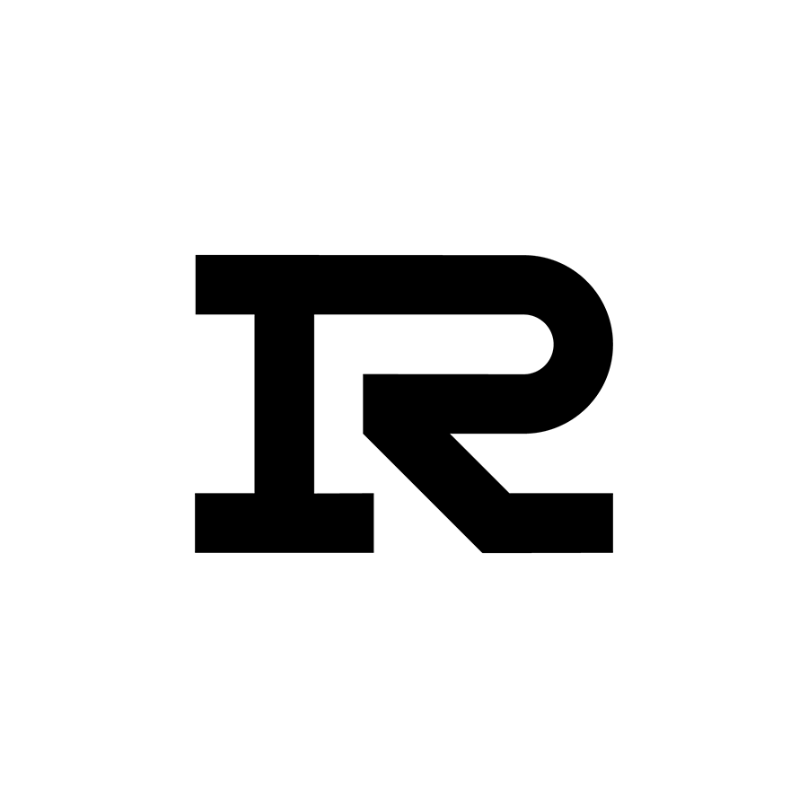 R logo design by logo designer Raboin Design Company for your inspiration and for the worlds largest logo competition