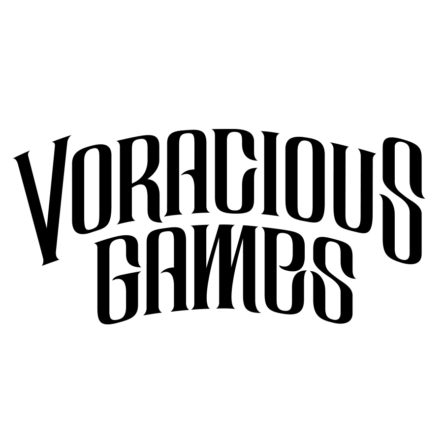 Logo design for Voracious Games