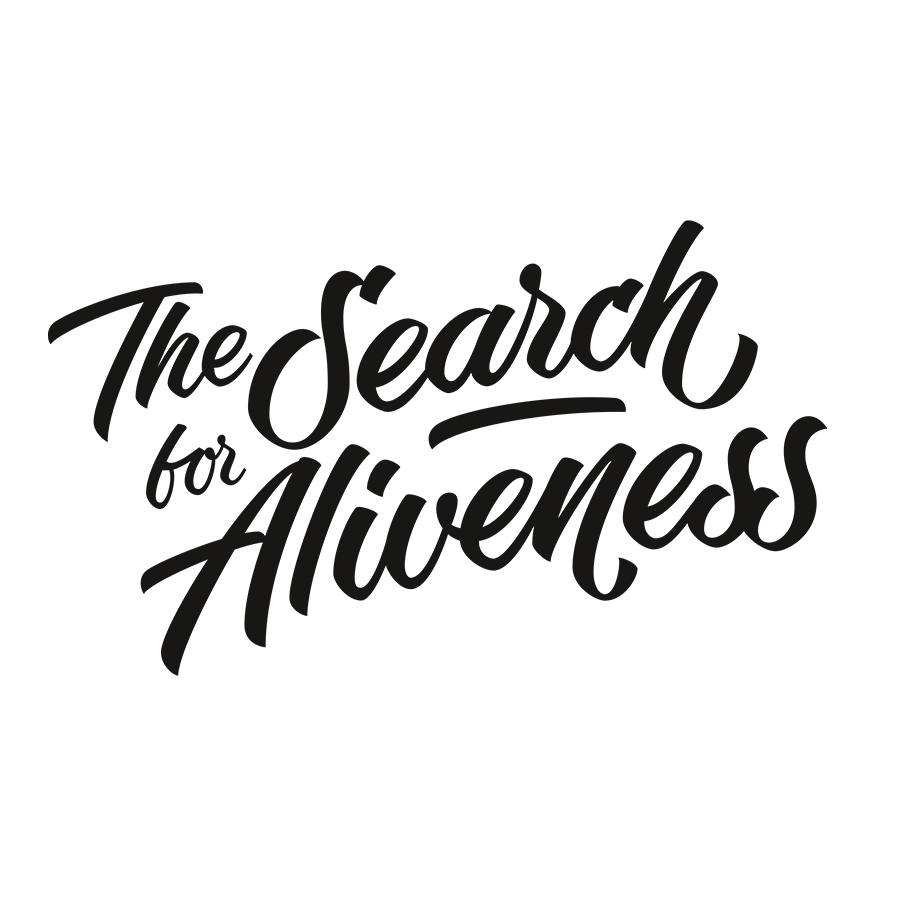 The Search for Aliveness logo