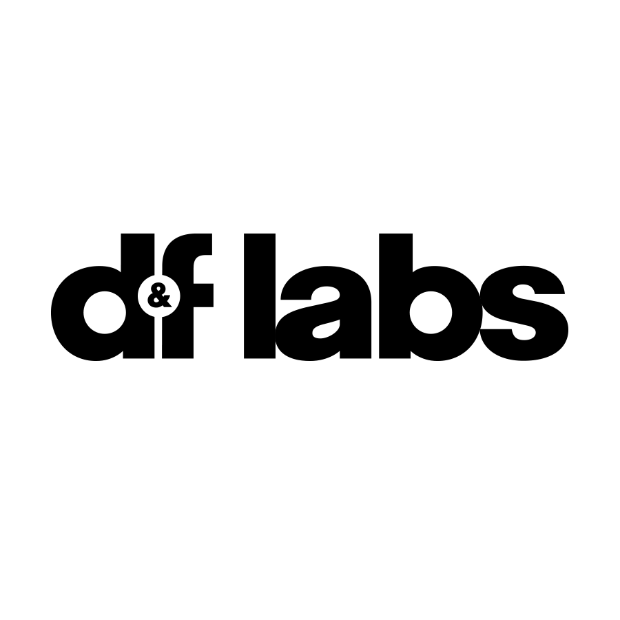 Final logo for DNF LABS