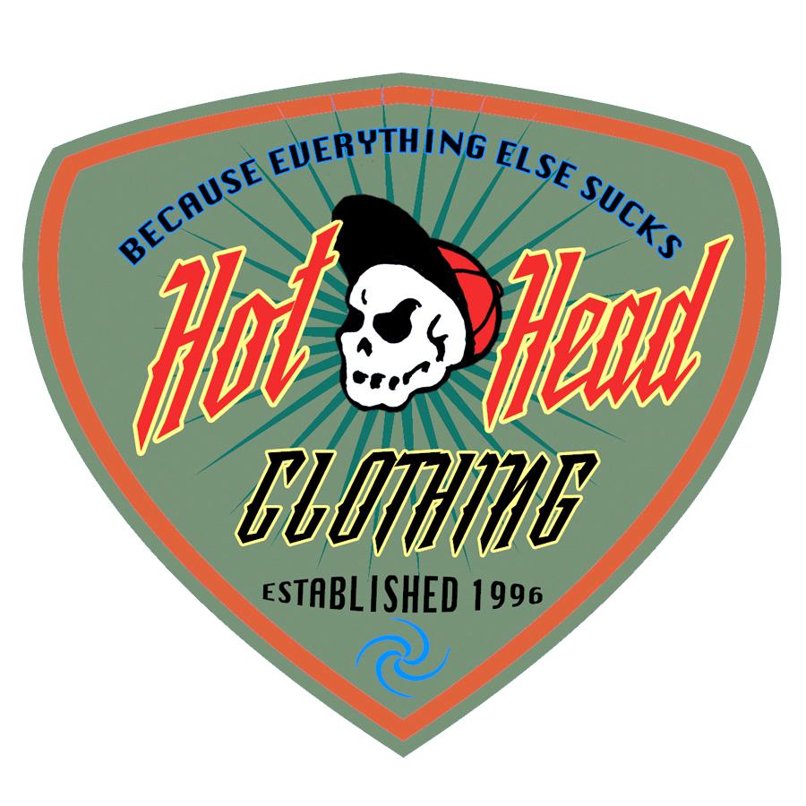 Hot Head Clothing Logo