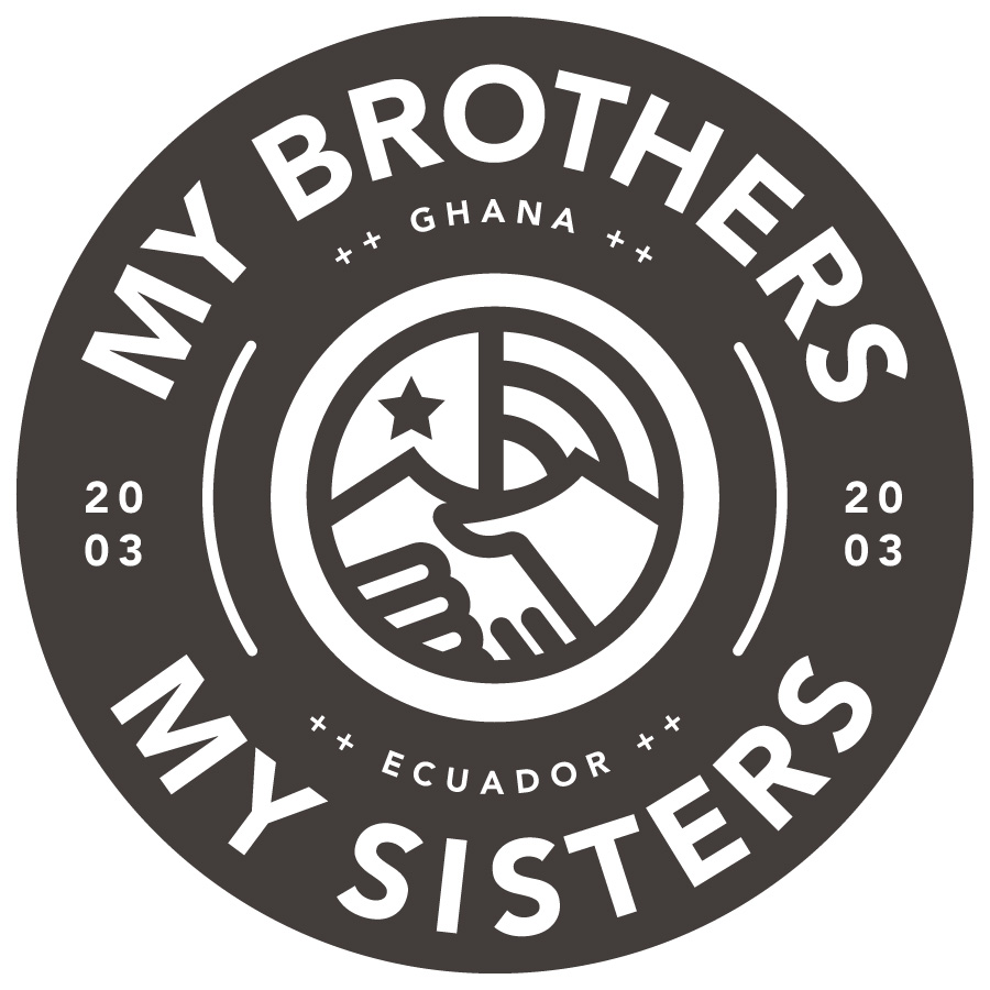 My Brothers My Sisters logo design by logo designer Flagship Creative