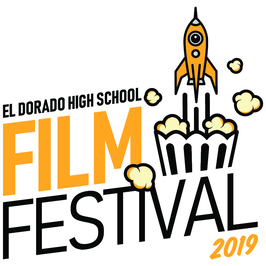 EDHS Film Festival logo design by logo designer Block Designs for your inspiration and for the worlds largest logo competition