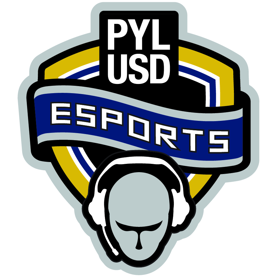 PYLUSD Esports Program logo design by logo designer Block Designs for your inspiration and for the worlds largest logo competition