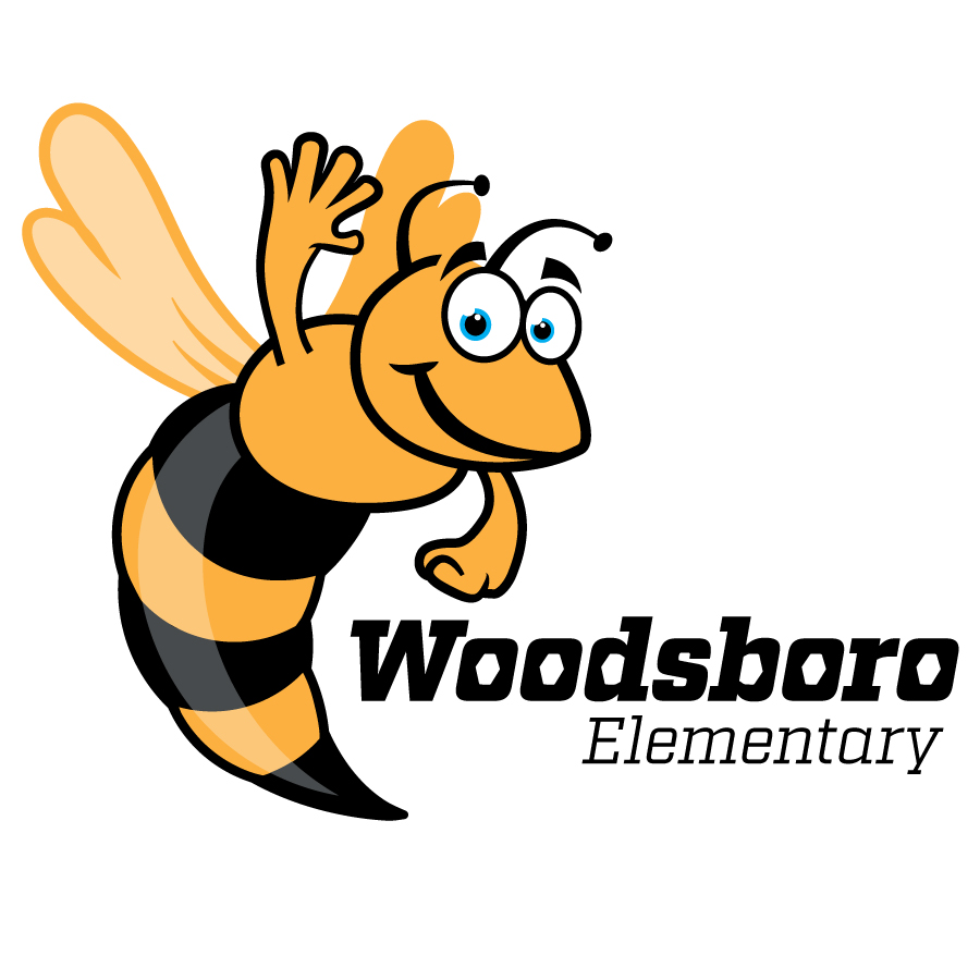 Woodsboro Elementary School logo design by logo designer Block Designs for your inspiration and for the worlds largest logo competition