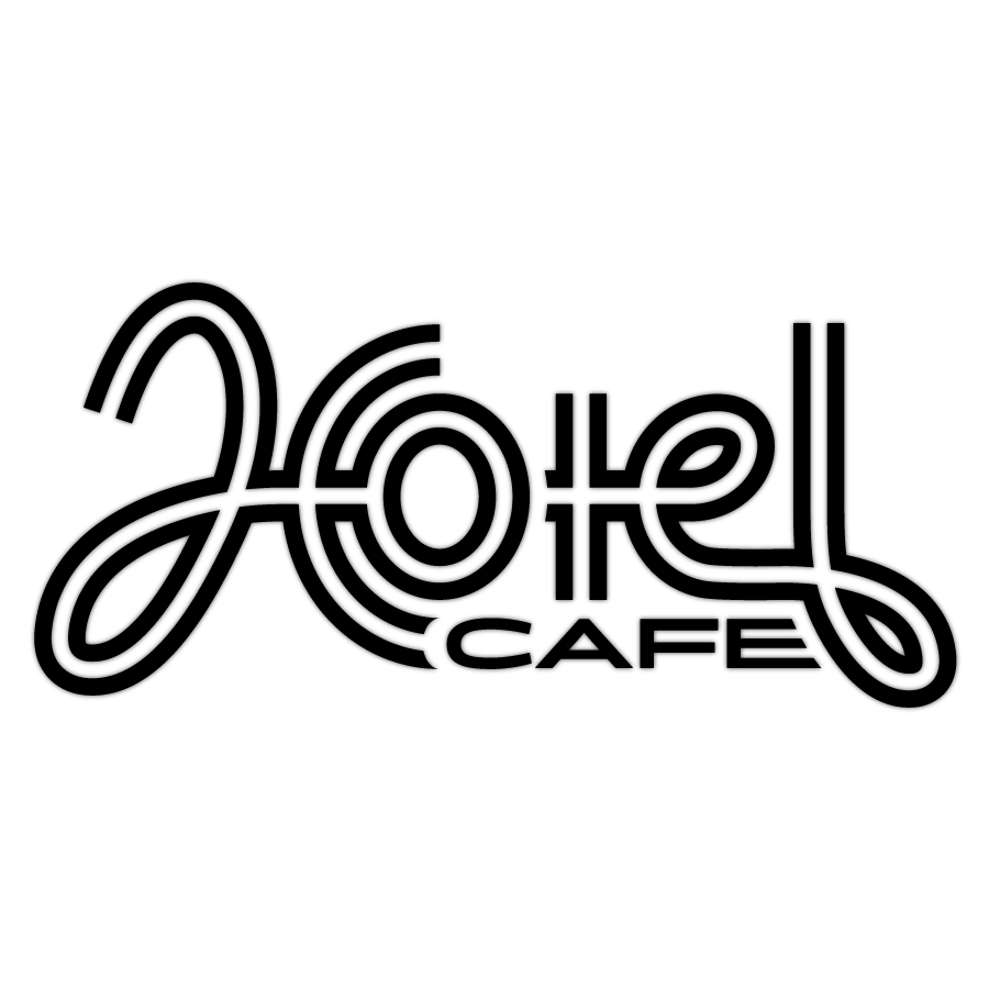 The Hotel Cafe logo design by logo designer Block Designs for your inspiration and for the worlds largest logo competition