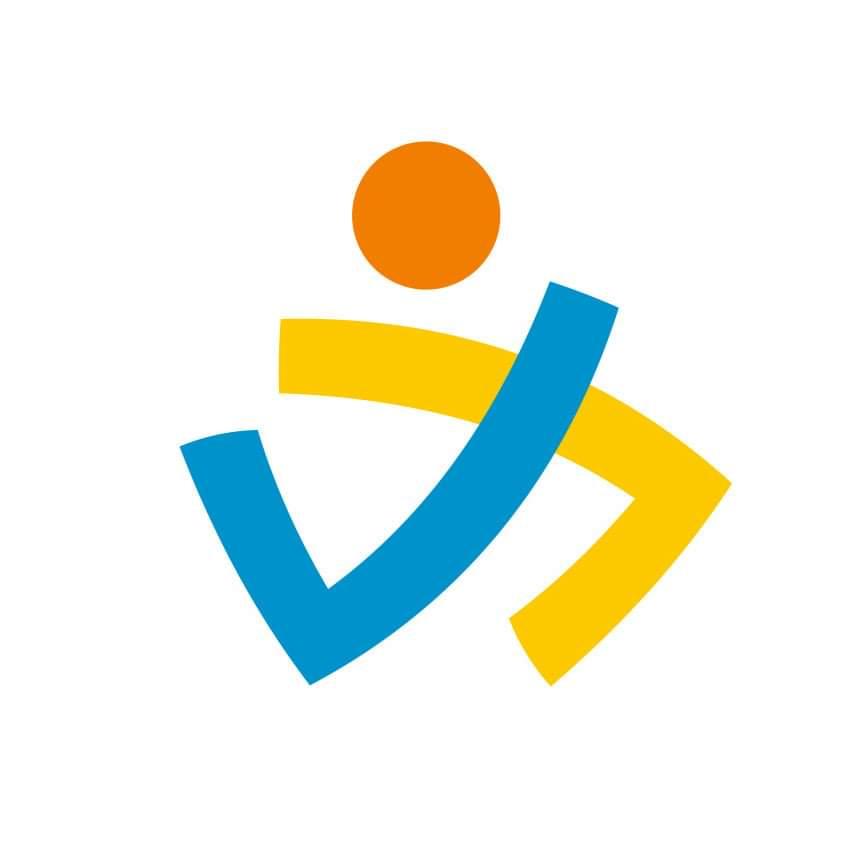 Running Icon logo design by logo designer Kovalen.com