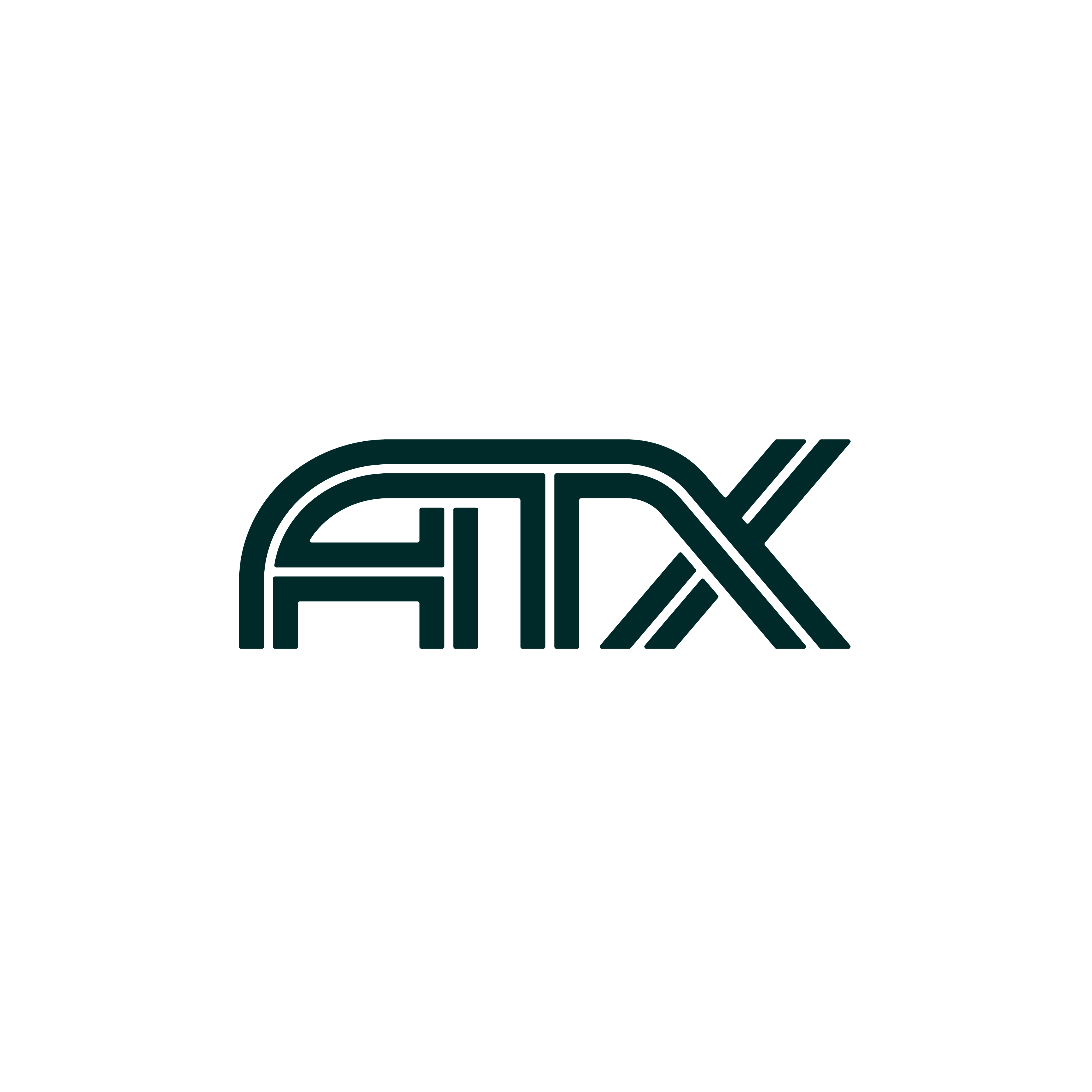 ATX logo design by logo designer Matt Dawson for your inspiration and for the worlds largest logo competition