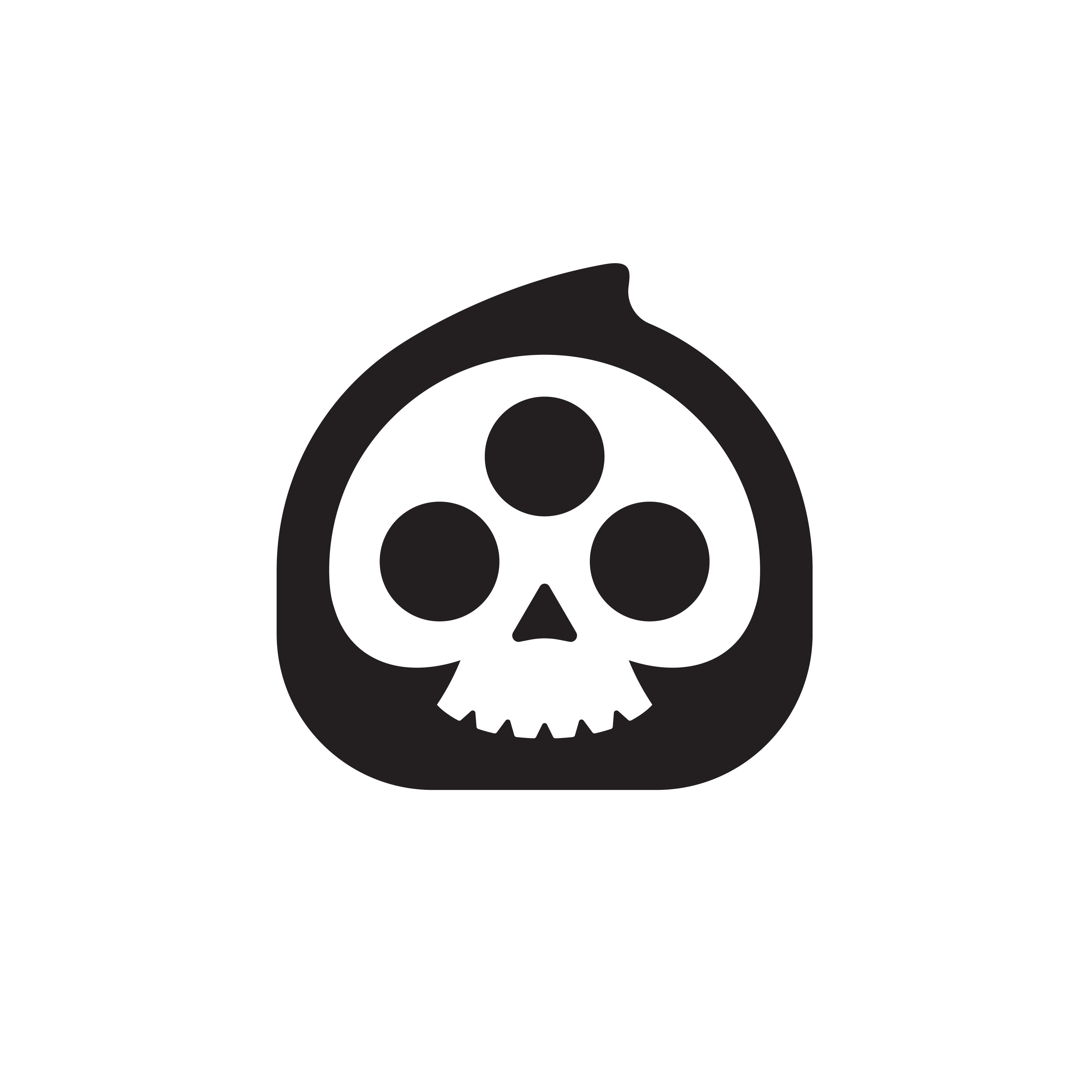 Order of the Skull Mascot