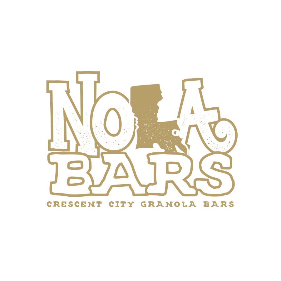 NOLA Bars, Crescent City Granola Bars