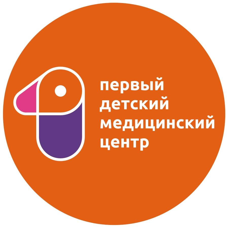 The First Children's Medical Center logo design by logo designer vit design