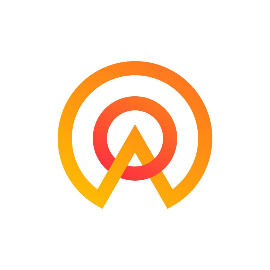 Adradar logo design by logo designer Hristijan Eftimov Design for your inspiration and for the worlds largest logo competition