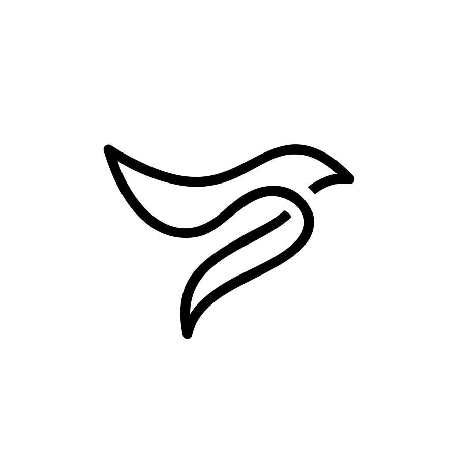 Bird logo design by logo designer artsigma for your inspiration and for the worlds largest logo competition
