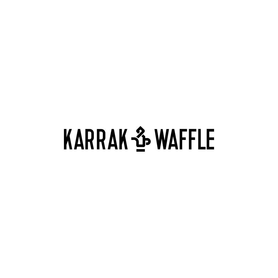 waffle and karak