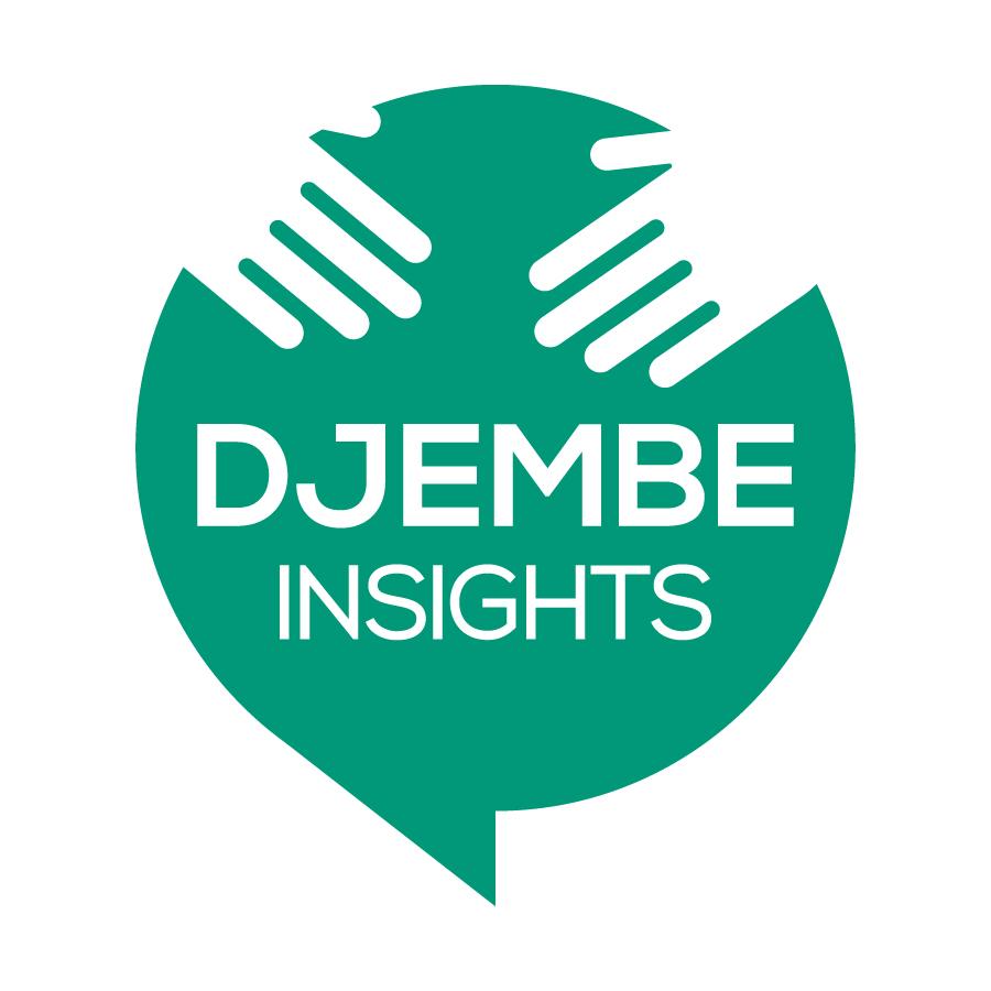 Djembe_Insights_Logo_Lounge logo design by logo designer Franklin Cooper Design Studio