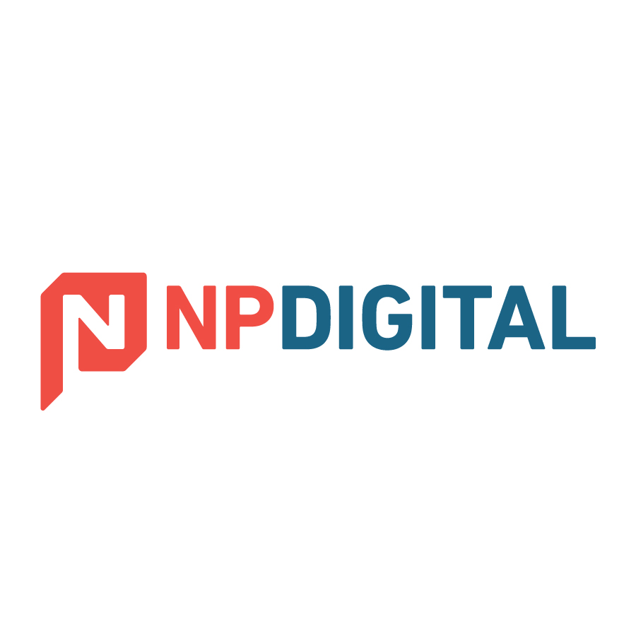 Logo_Lounge_Logos_NPDigital logo design by logo designer Franklin Cooper Design Studio