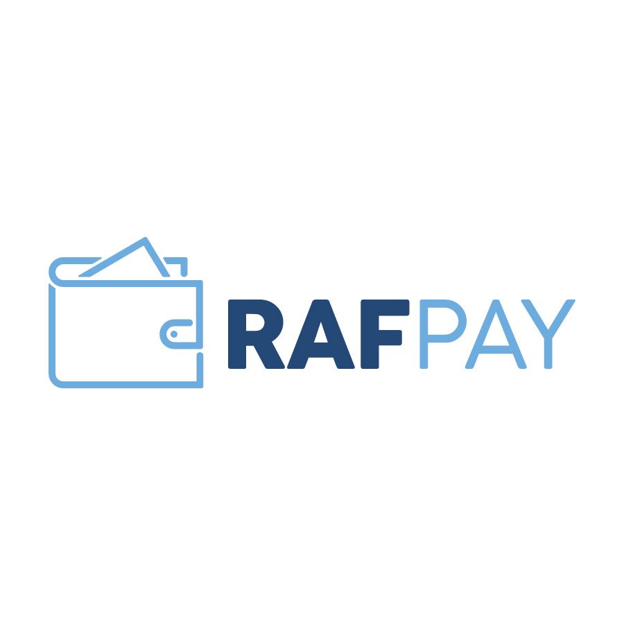Logo_Lounge_Logos_RAFPay logo design by logo designer Franklin Cooper Design Studio