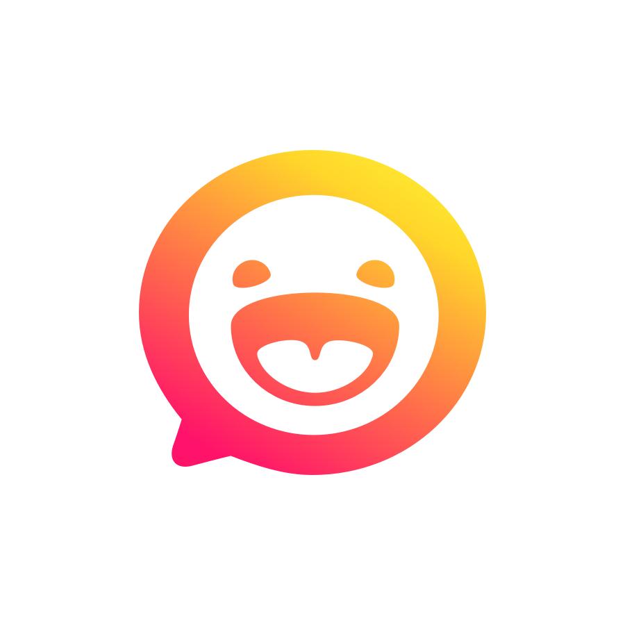 Emoticons App logo design by logo designer Zivile Zickute