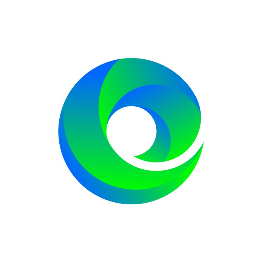 e logo design by logo designer Zivile Zickute