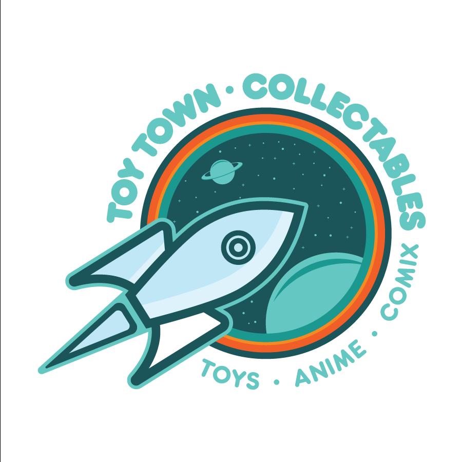 Toy Town Collectibles logo design by logo designer Bureau 105