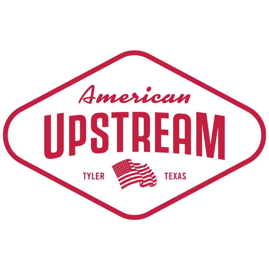 American Upstream - Badge logo design by logo designer BW Design