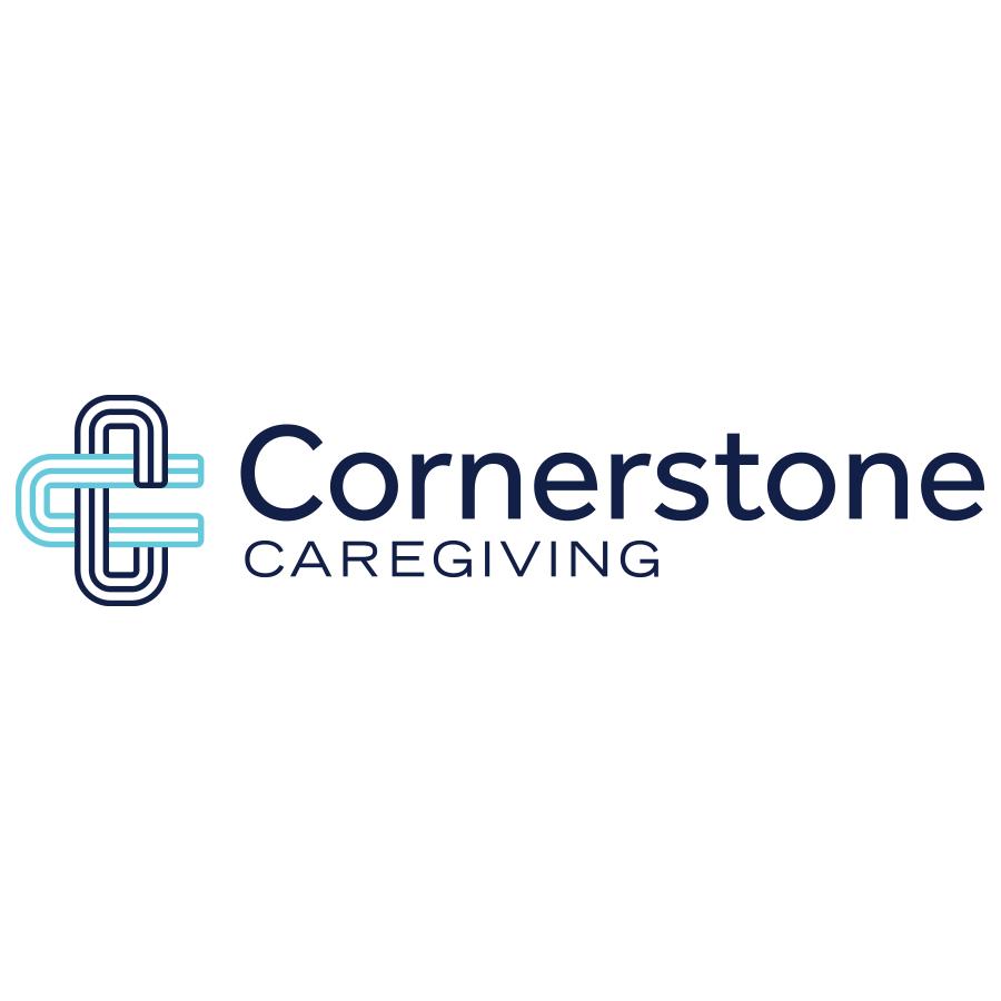 Cornerstone Caregiving logo design by logo designer BW Design