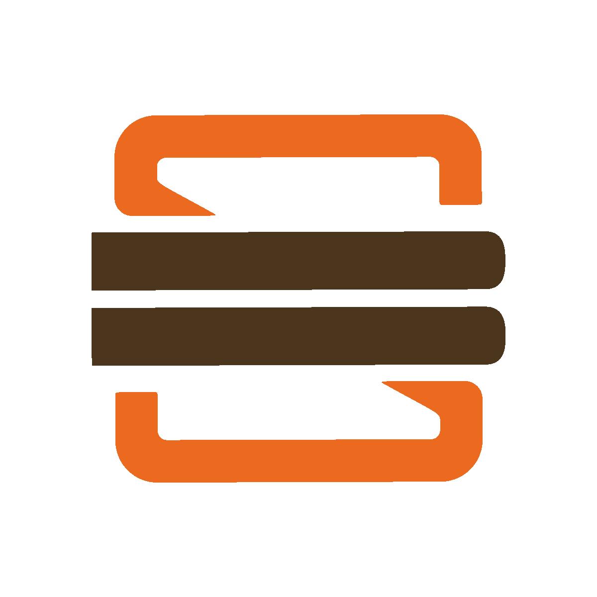 Square Burger Icon