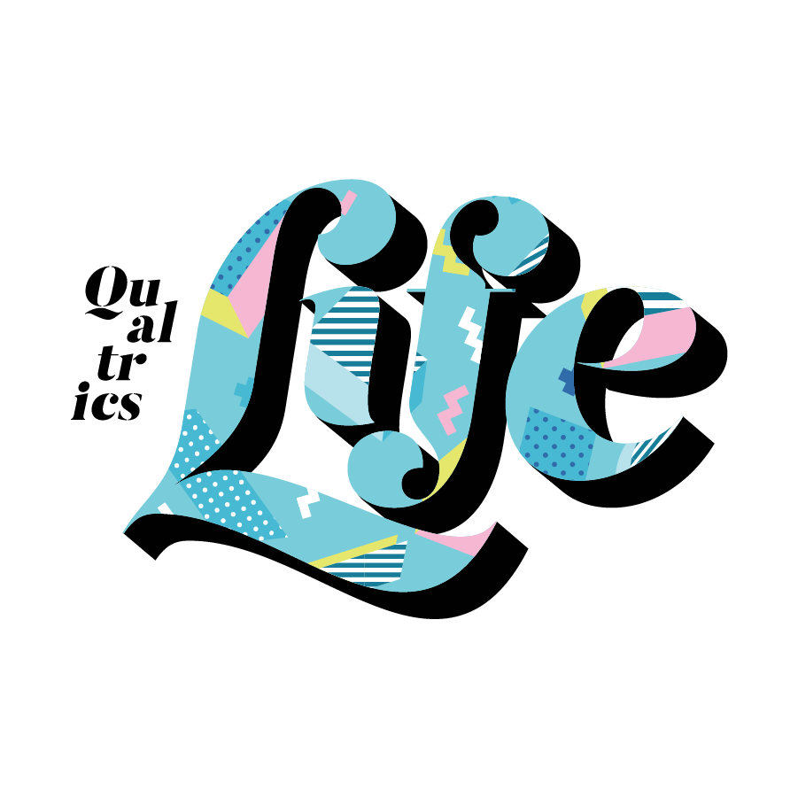 Qualtrics Life logo design by logo designer Qualtrics for your inspiration and for the worlds largest logo competition