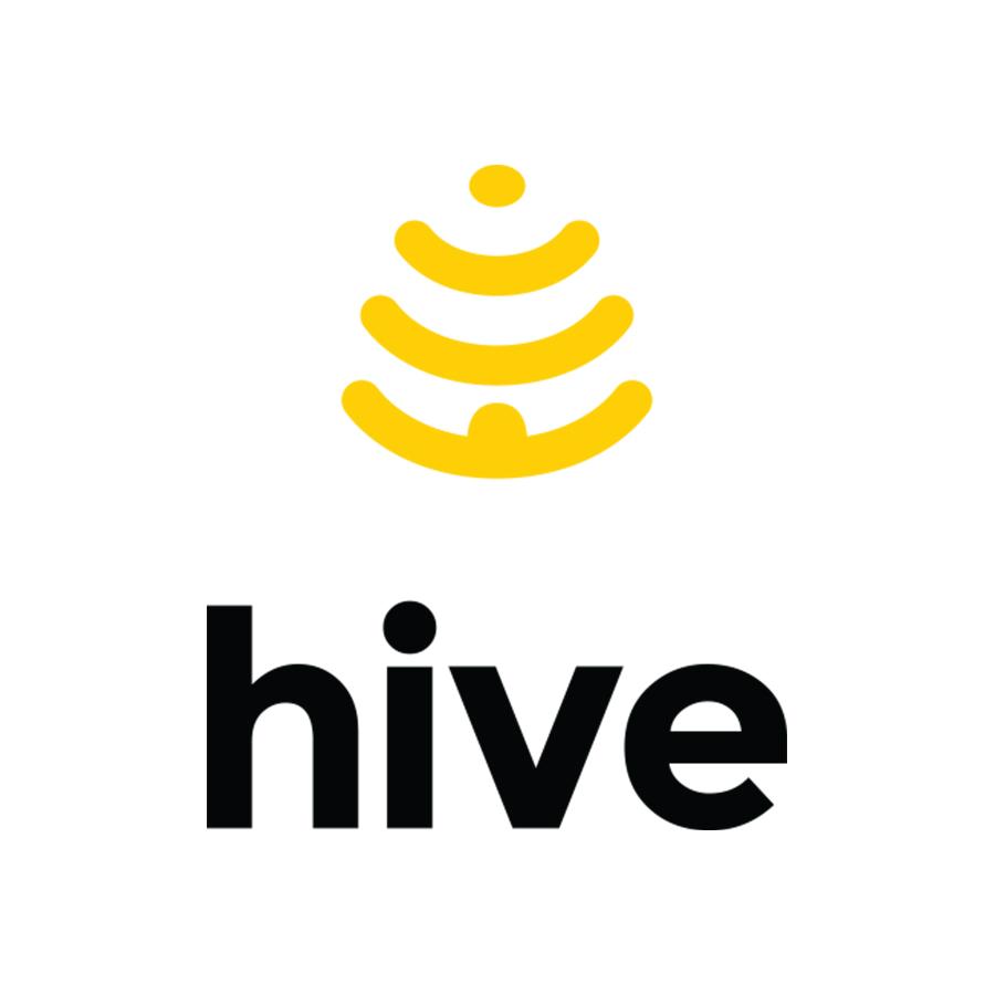 Hive logo design by logo designer Flywheel Co.