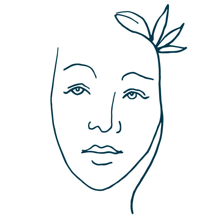 ArteBella Skin Health logo design by logo designer Smidge Design Studio