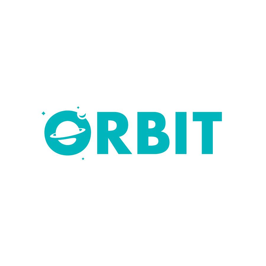 Orbit logo design by logo designer Brett Lair