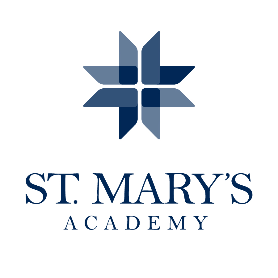 St. Mary's Academy Primary Logo