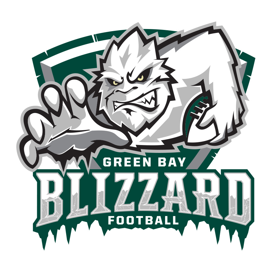 Green Bay Blizzard Primary