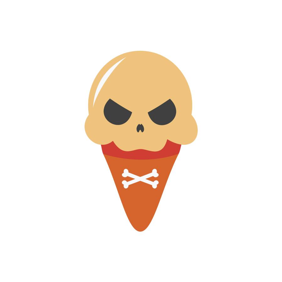 Skull Icecream