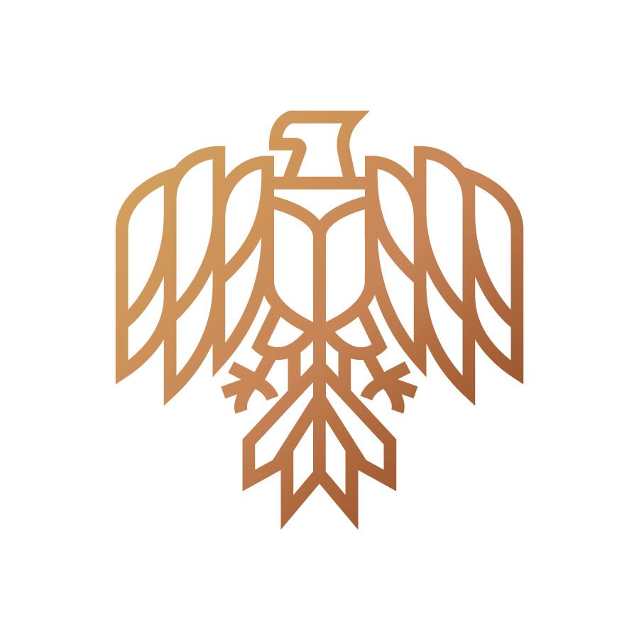 Eagle Emblem Crest