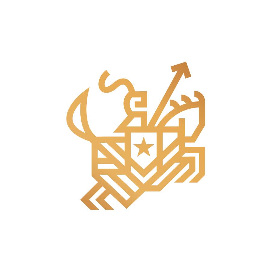 Horse Knight Monogram 2