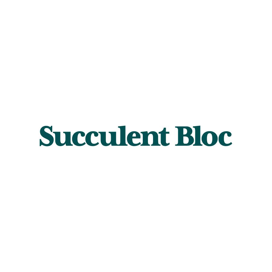 Succulent Bloc Logo