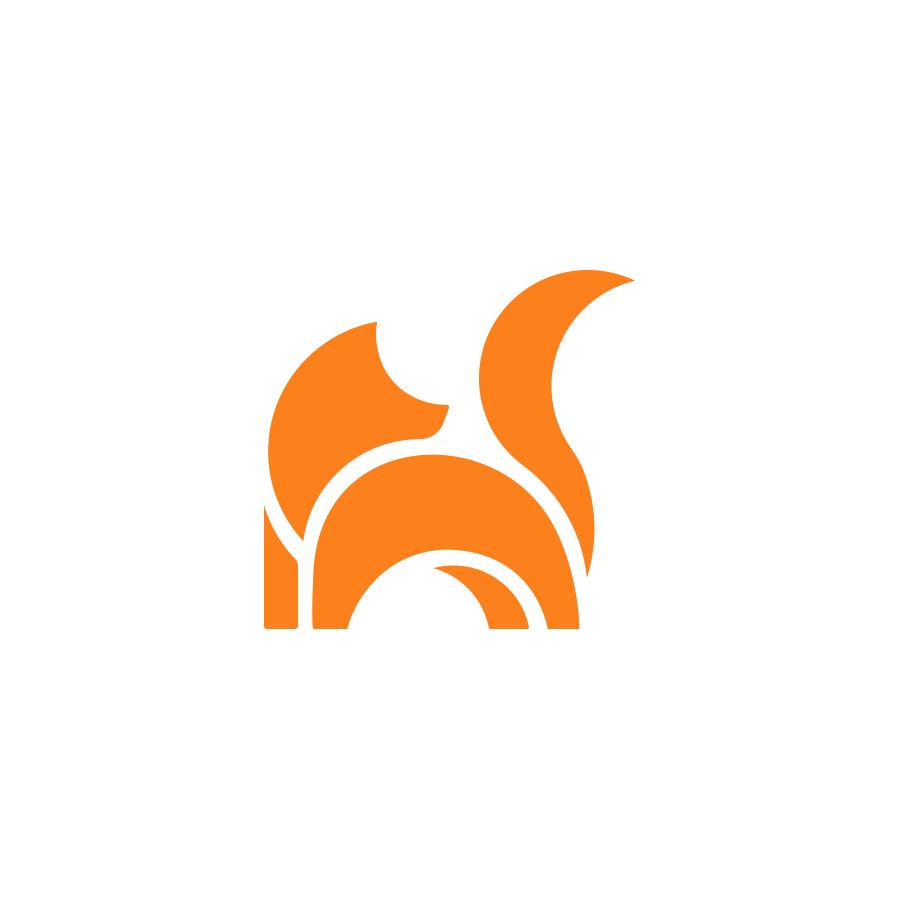 Fox logo design by logo designer Faraz Sheikh