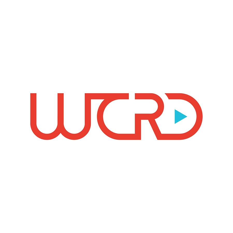 WCRD Logotype logo design by logo designer Studio 165+