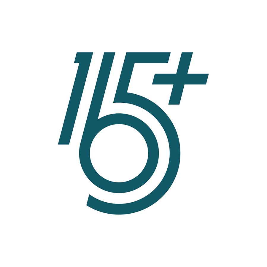 Studio 165+ Monogram logo design by logo designer Studio 165+