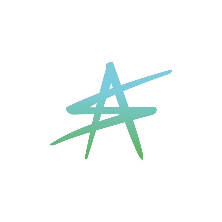 Personal branding logo design by logo designer Aurelien Sesmat