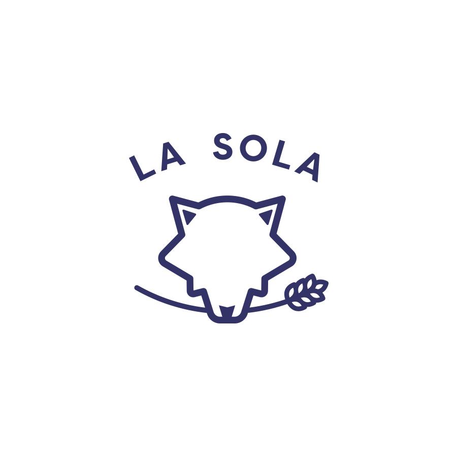 SamWhitney_LaSola logo design by logo designer Syracuse University_Communications Design