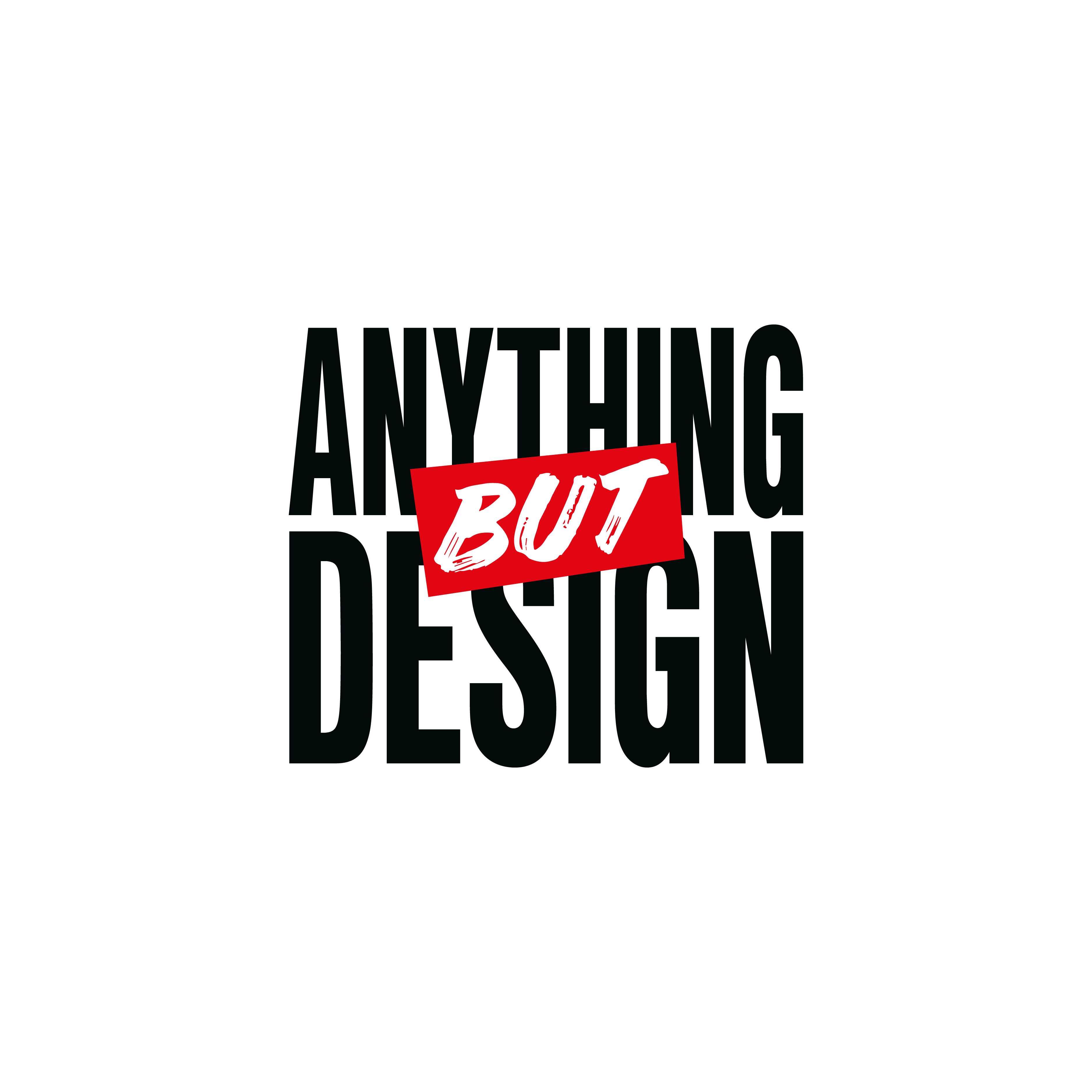 Anything But Design
