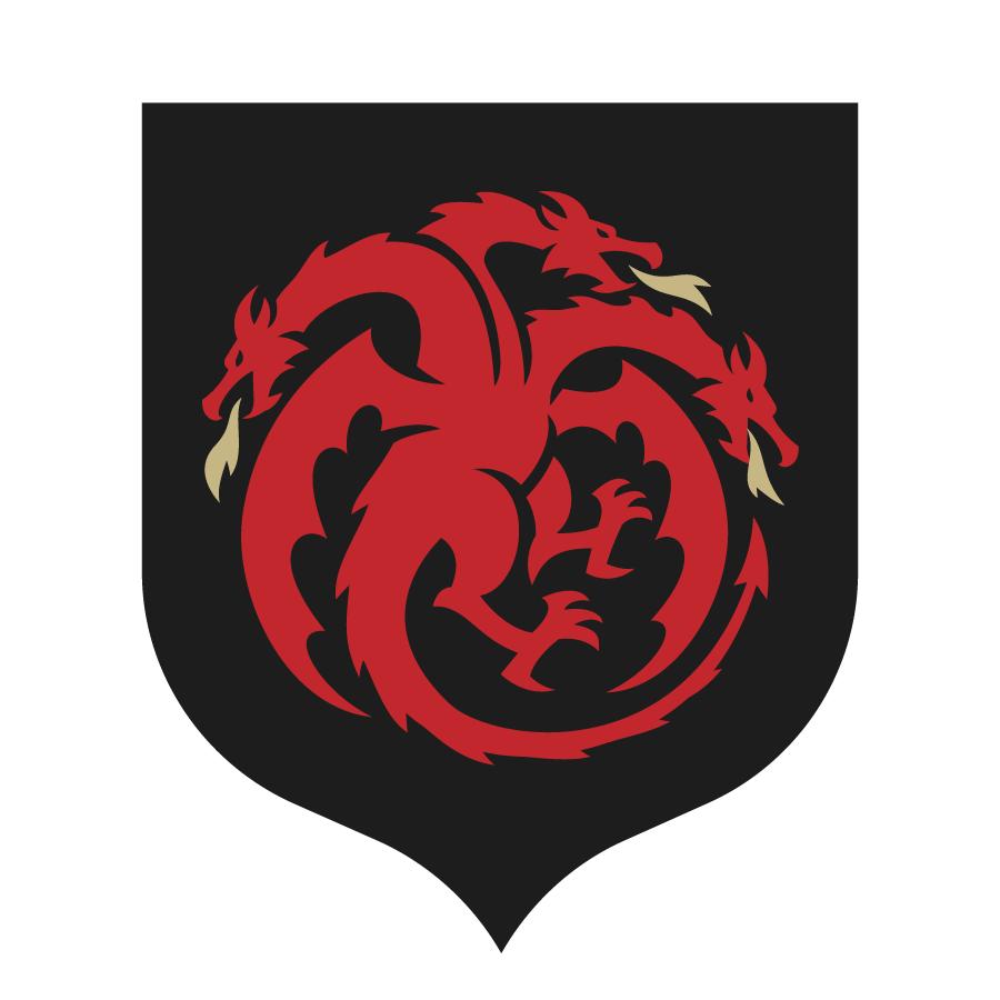 Targaryen Sigil 2