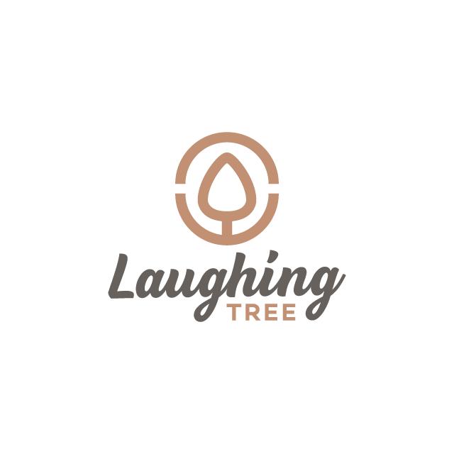Laughing tree logo