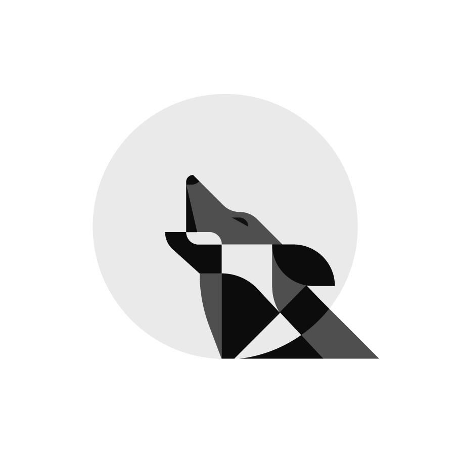 Howling logo design by logo designer Triskro Studio