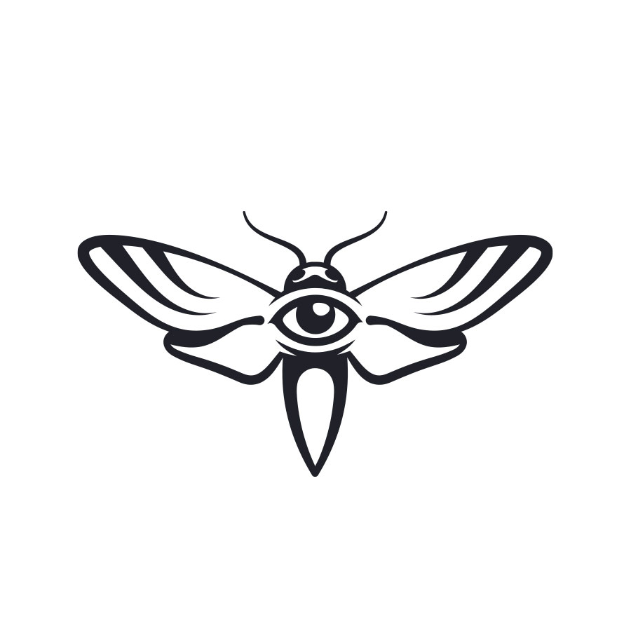 Personal logo for graphic designer